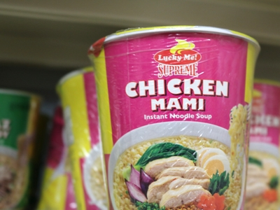 Chicken Mami Noodles