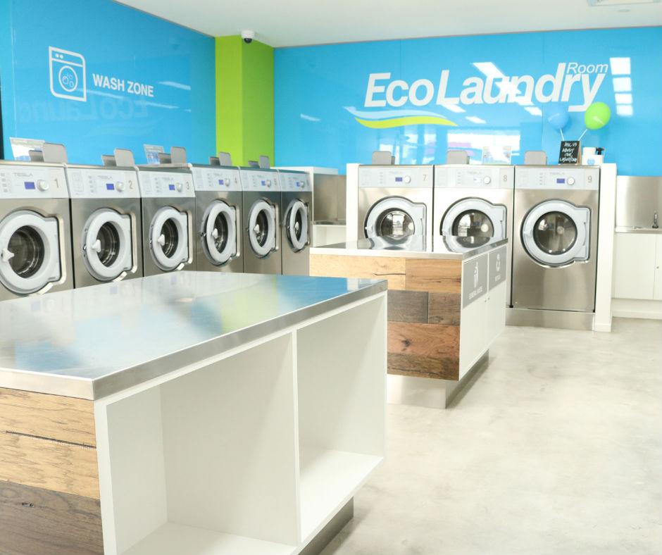 Central South Morang Shopping Centre Eco Laundry Room