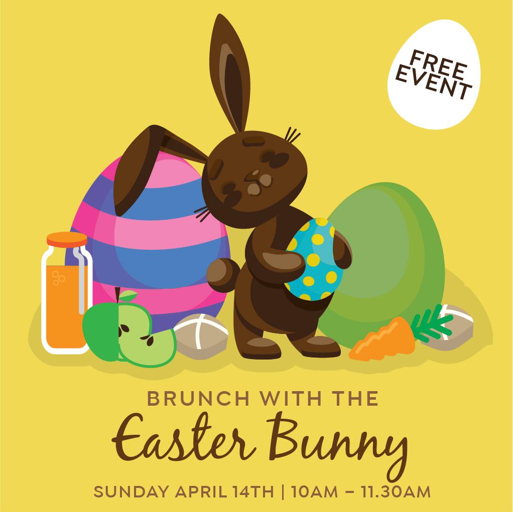 Easter Bunny Brunch Event