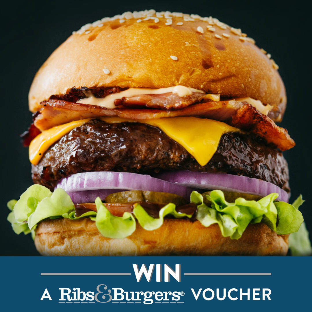 Win a Ribs & Burgers Voucher