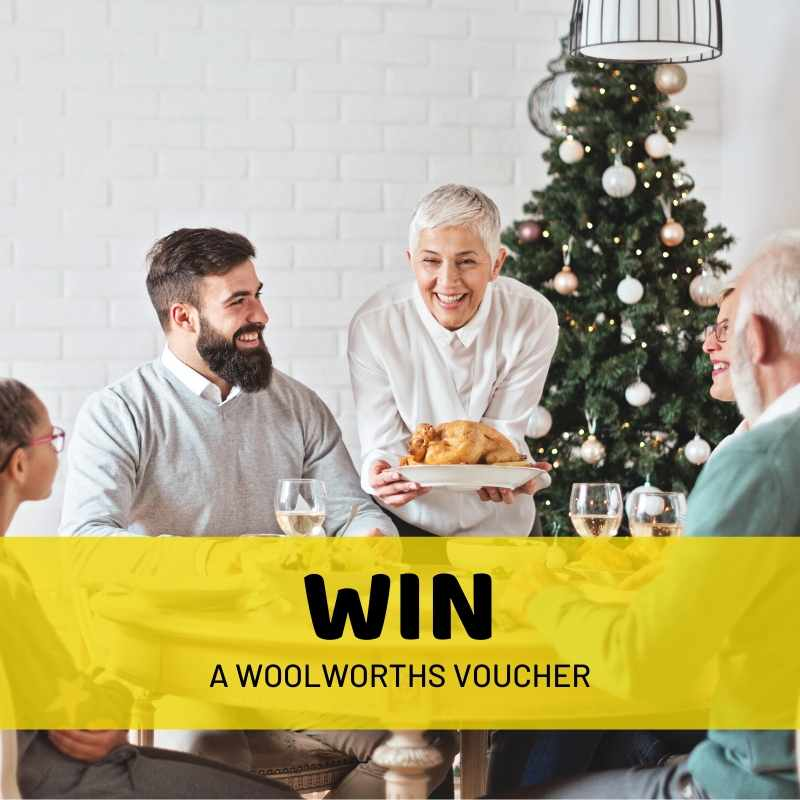Win a Woolworths Voucher