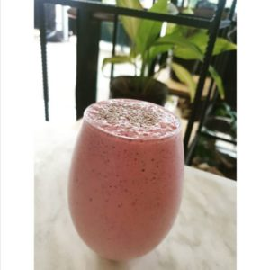 Maple Tree Cafe Protein Smoothie