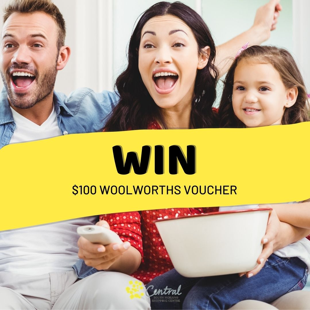 Woolworths Voucher Comp