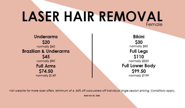 Smart Skin Clinics Laser Hair Removal