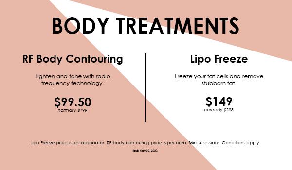 Smart Skin Clinics Body Treatments