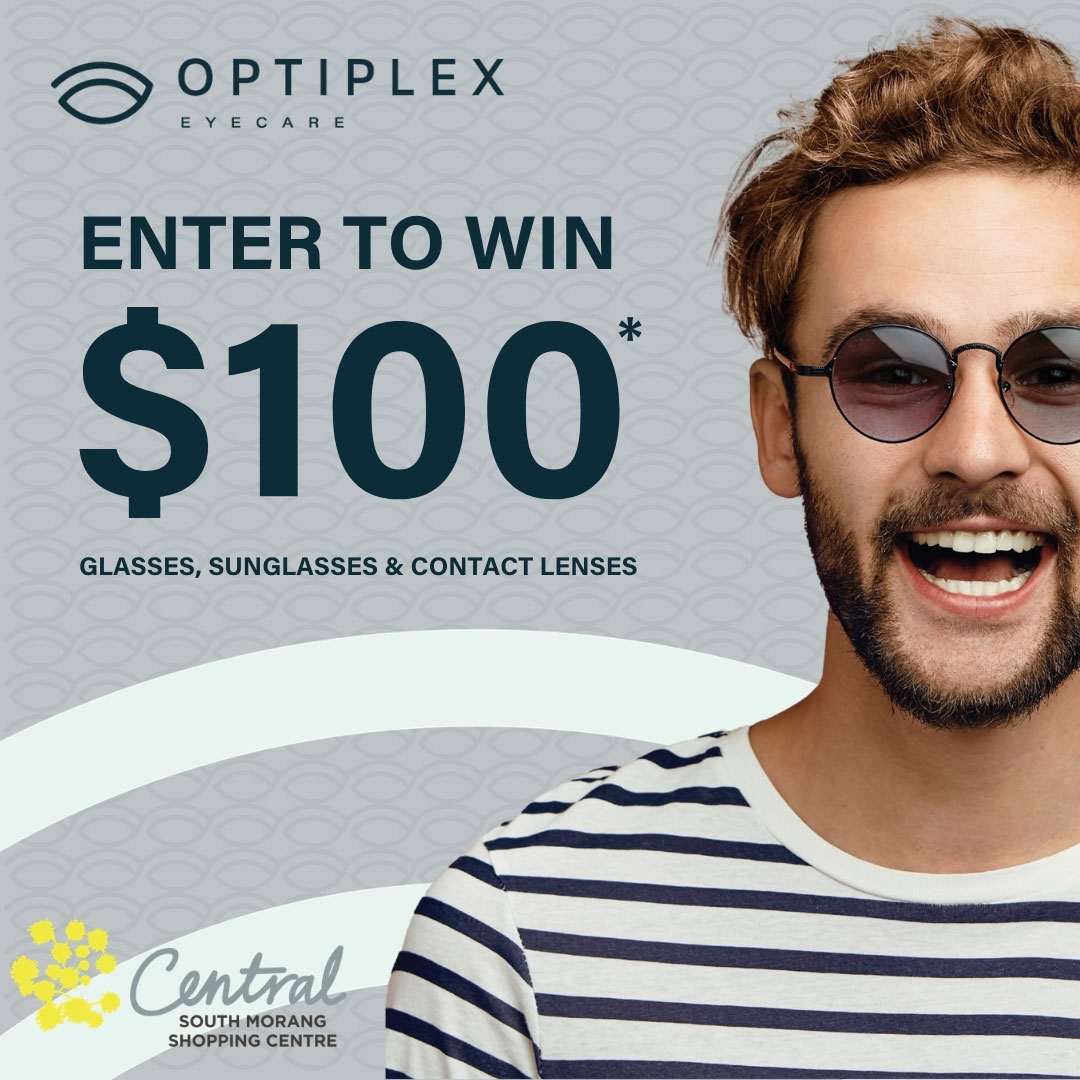 Win a $100 Optiplex Eyecare Voucher
