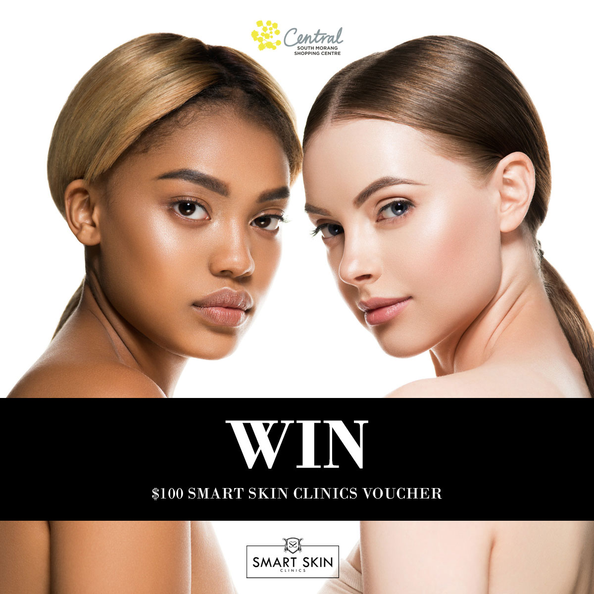 Shop Local To Win Smart Skin Clinics Voucher