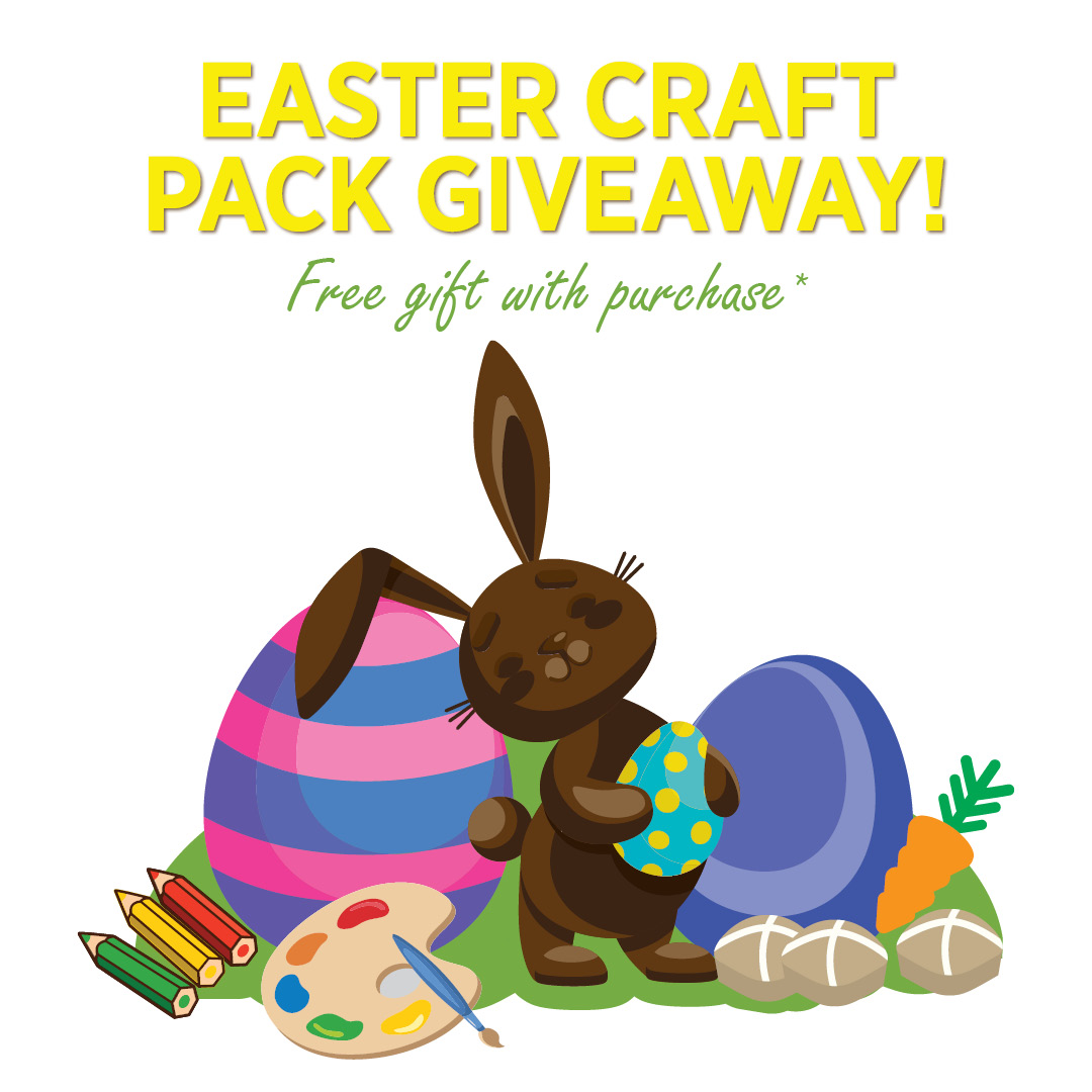 Easter Craft Pack Giveaway